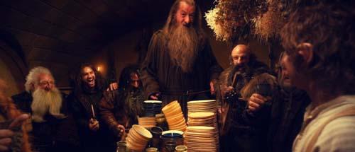 Gandalf dan Para kurcaci