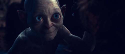 Gollum, i'm madly in love!