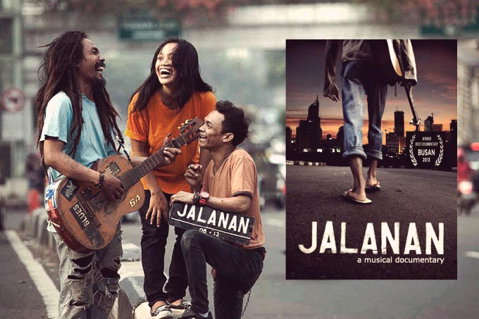 Poster Film Jalanan (via http://news.indonesiakreatif.net/film-jalanan/)