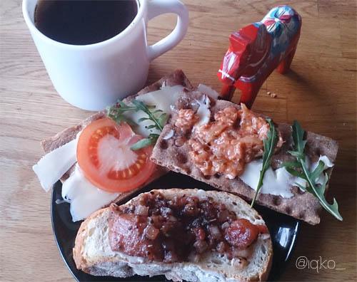 menu sarapan khas Swedia