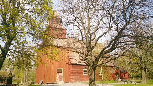 Salah satu gereja tertua