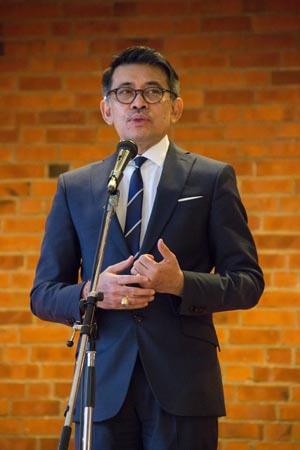 Duta Besar Republik Indonesia untuk Swedia dan Latvia
