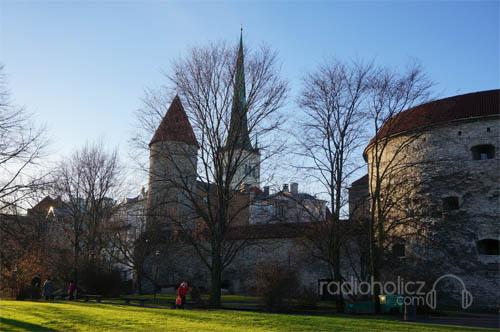 Gerbang kota tua Tallin